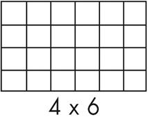 Fachabmessung 4x6