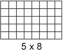 Fachabmessung 5x8